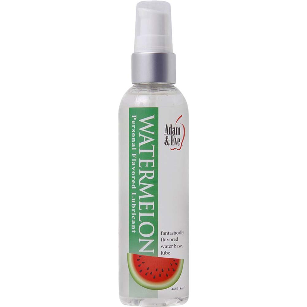 Adam and Eve Flavored Lube Watermelon 4 Fl. Oz. - View #1