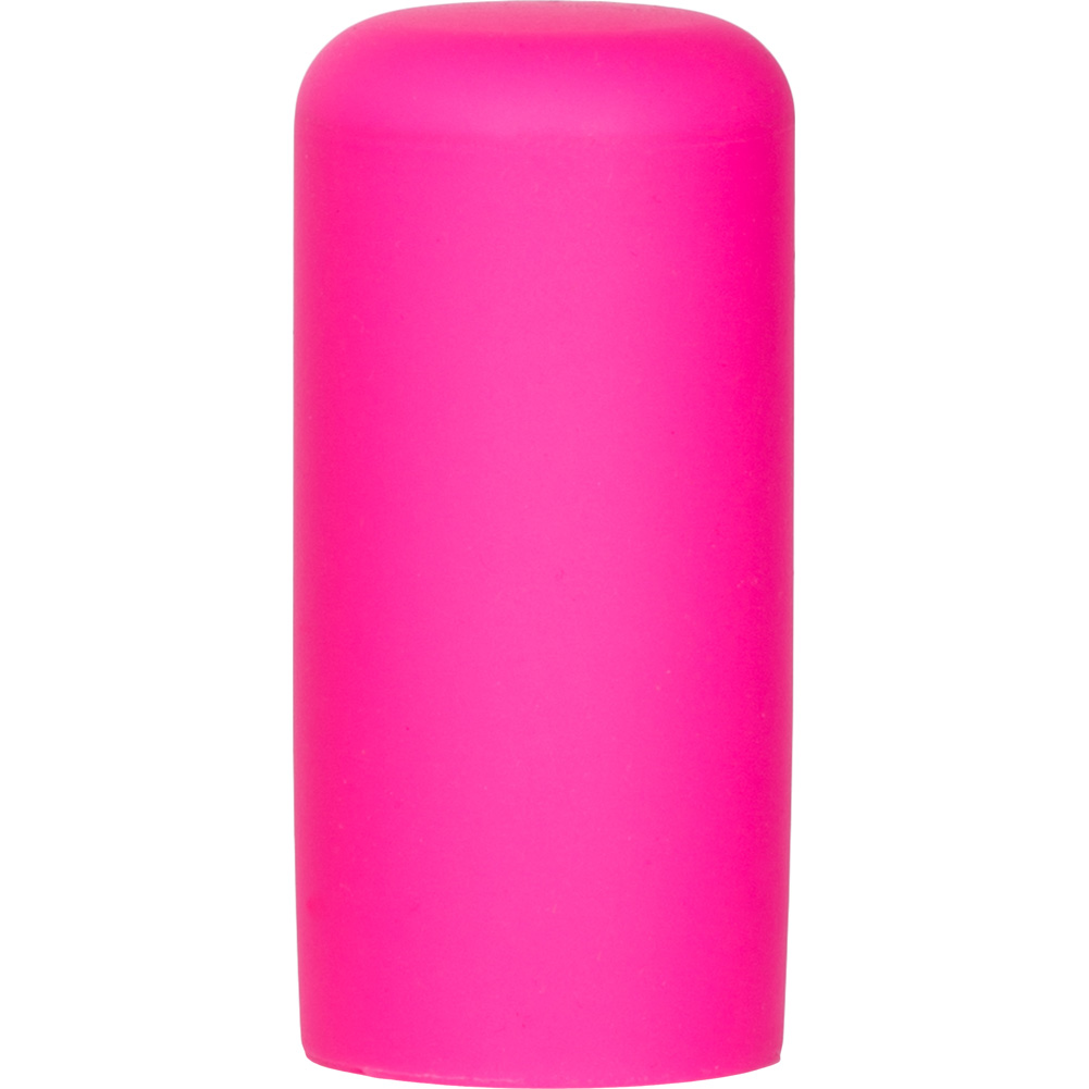 "California Exotics Nipple Play Silicone Nipple Suckers 2.25"" Pink - View #3"