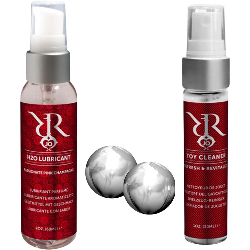 Red Room Pleasure Me Kit for Lovers - View #2