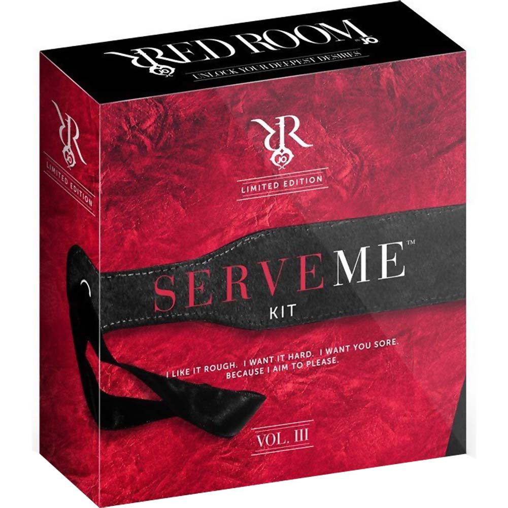 Red Room Serve Me Kit For Lovers - View #1