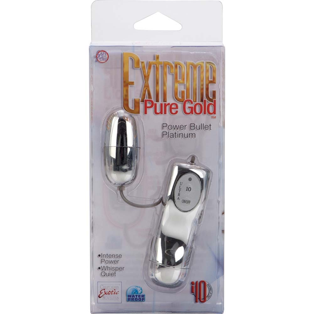 Extreme Pure Gold Power Bullet Platinum - View #3