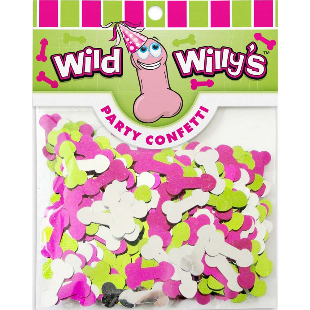 Wild WillyS Confetti - View #1