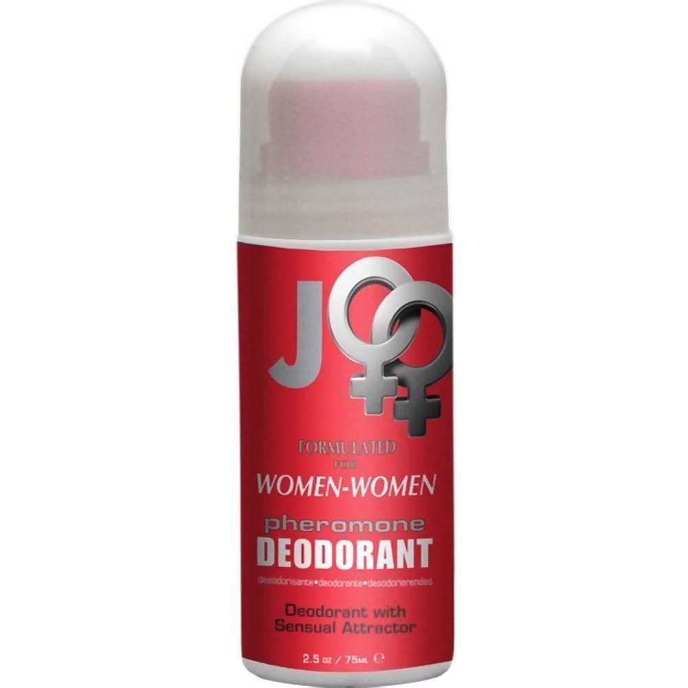 System JO Women for Women F4F Pheromone Deodorant 2.5 Fl. Oz. - View #1