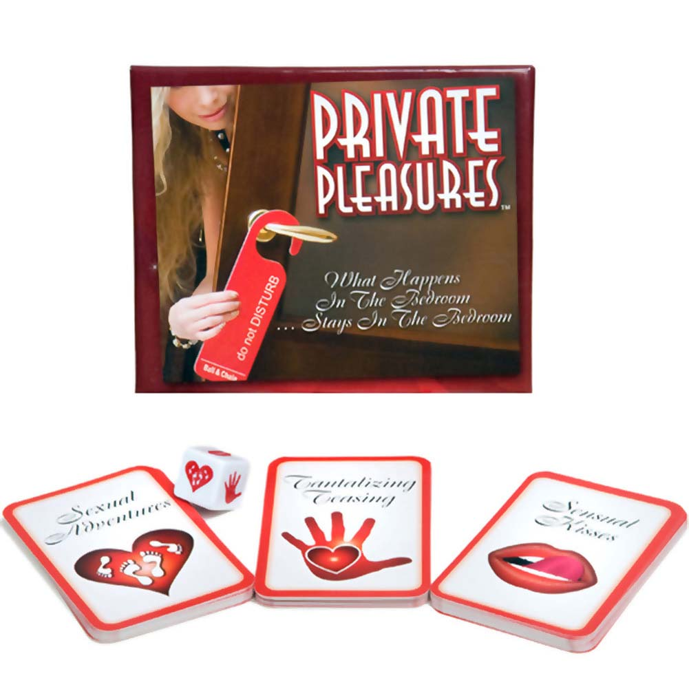 Private Pleasures Card Game - View #2