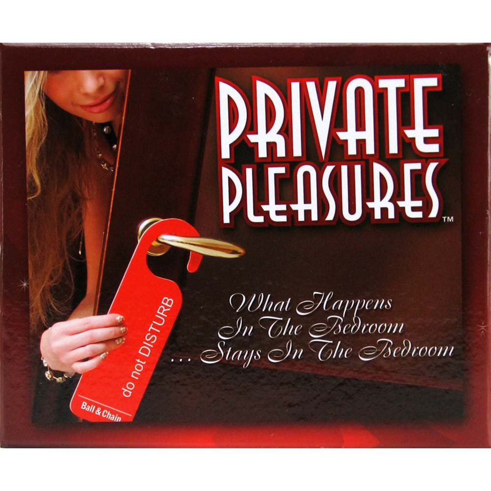 Private Pleasures Card Game - View #4