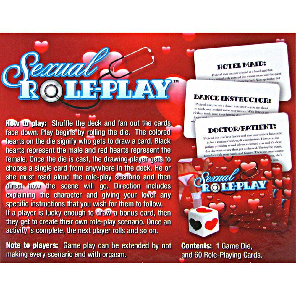 Sexual Role Play Game - View #1