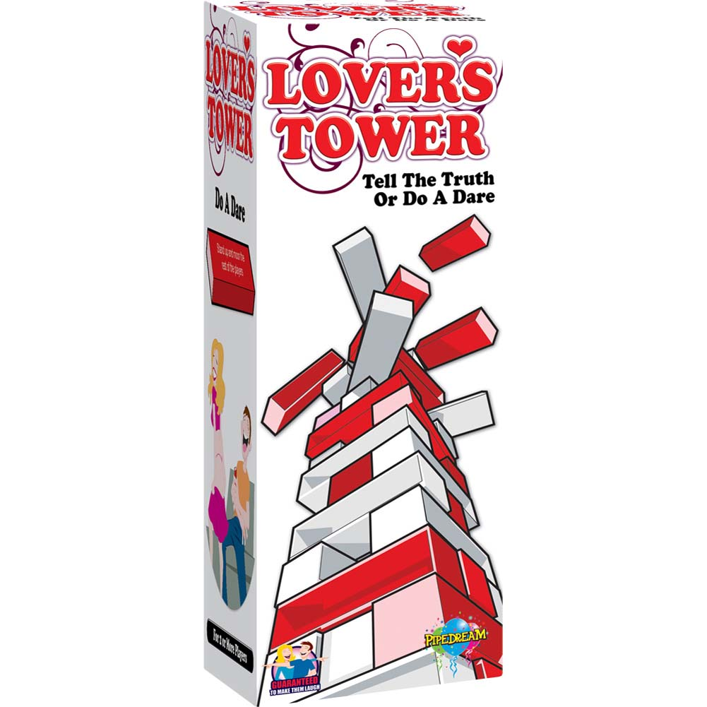 LoverS Tower Stackable Sex Game - View #1