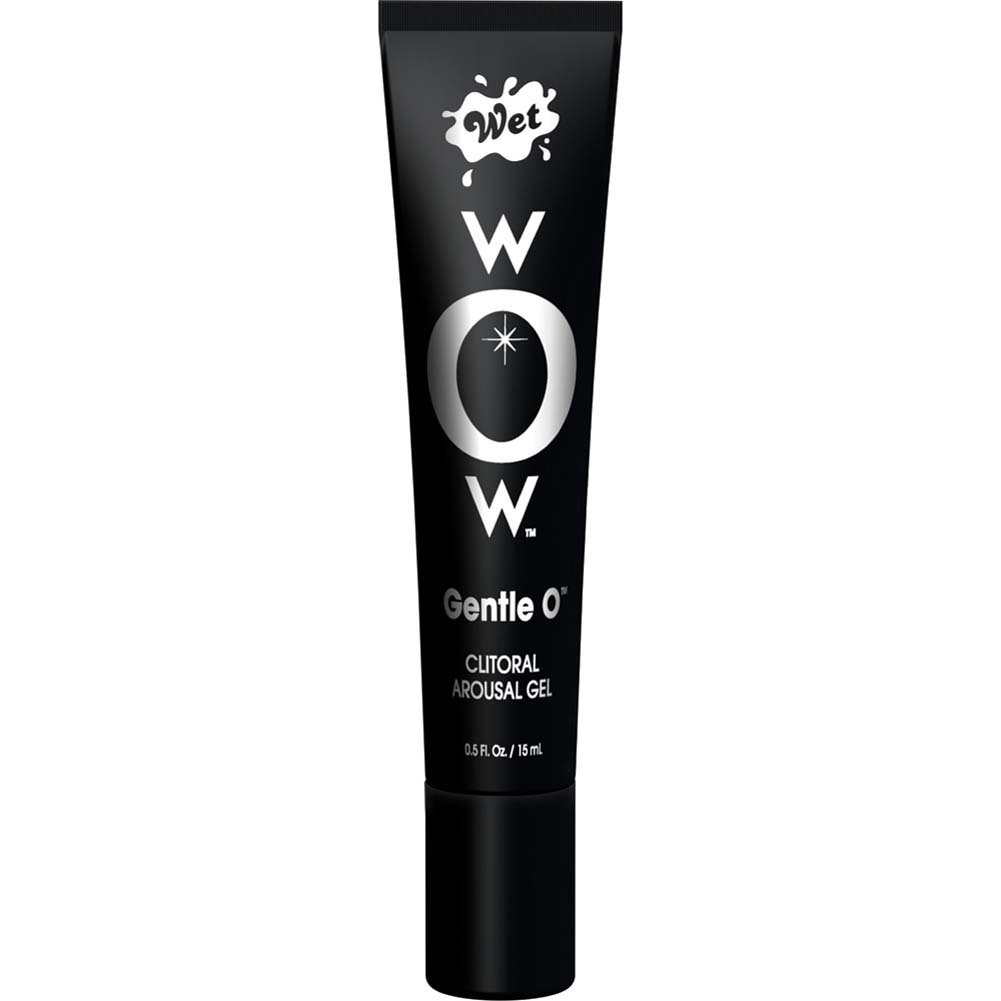 Wet wOw Gentle O Clitoral Arousal Gel 0.5 Fl. Oz. - View #1