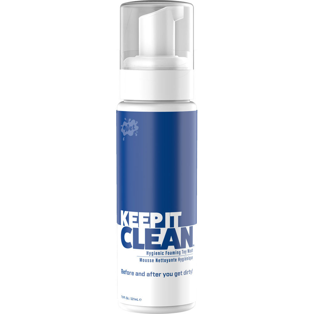 Wet Keep It Clean Toy Cleaner 7.5 Fl.Oz. - View #1