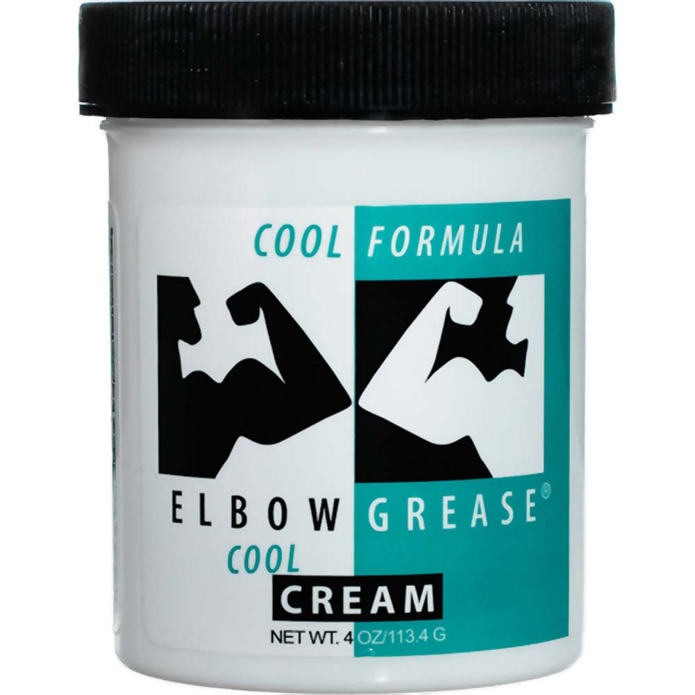 Elbow Grease Cool Cream 4 Oz. Jar - View #1