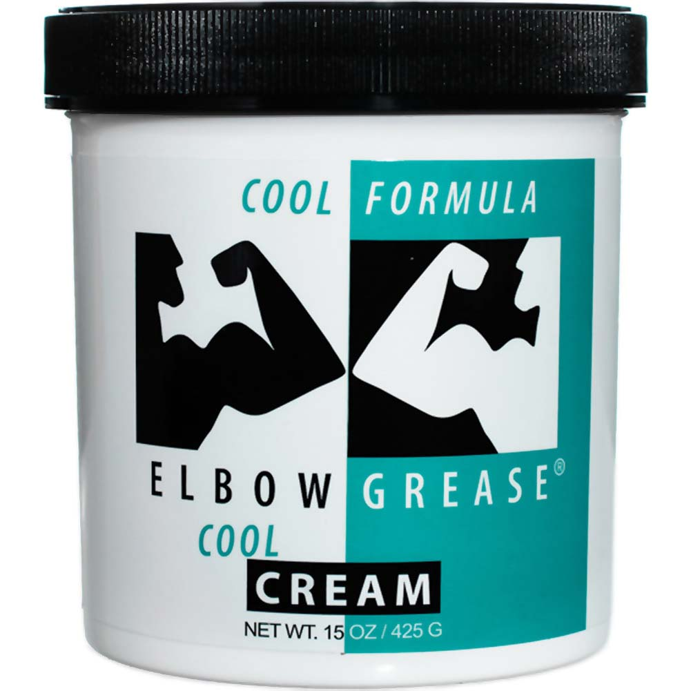 Elbow Grease Cool Cream 15 Oz. Jar - View #1