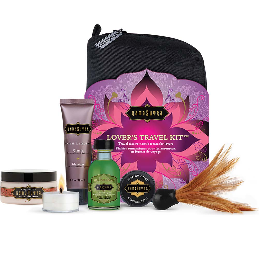 Kama Sutra Lovers Travel Kit - View #1