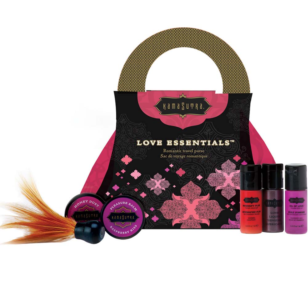 Kama Sutra Love Essentials Romantic Travel Purse - View #1