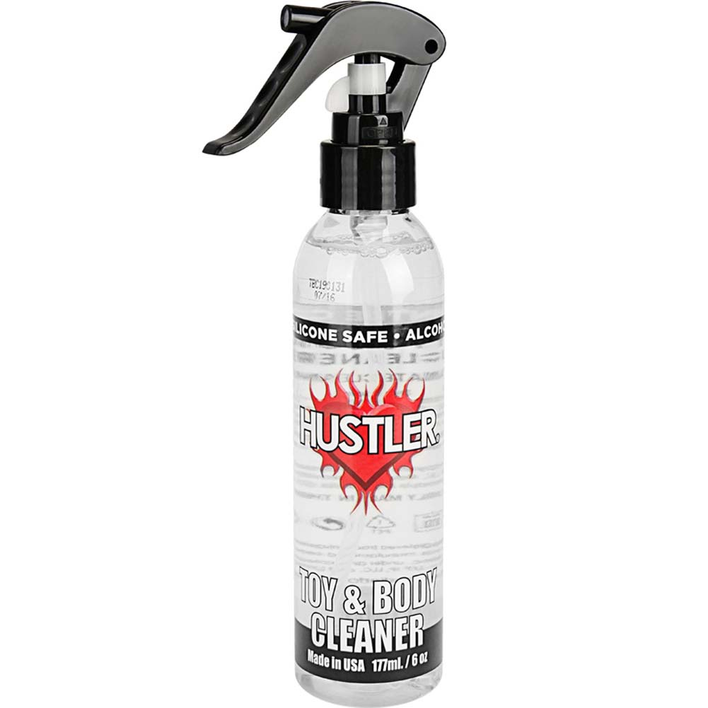 Hustler Toy and Body Cleaner 6 Fl. Oz. - View #1
