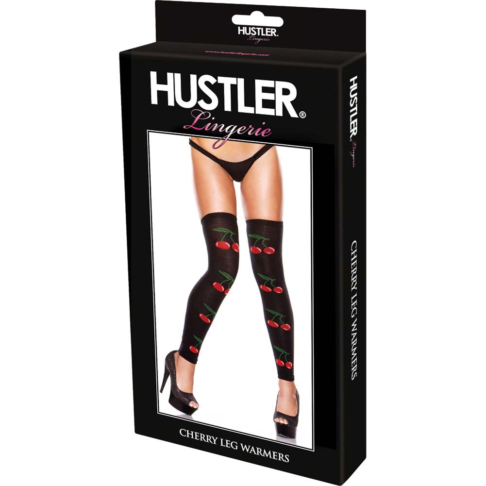 Hustler Cherry Leg Warmer - View #3