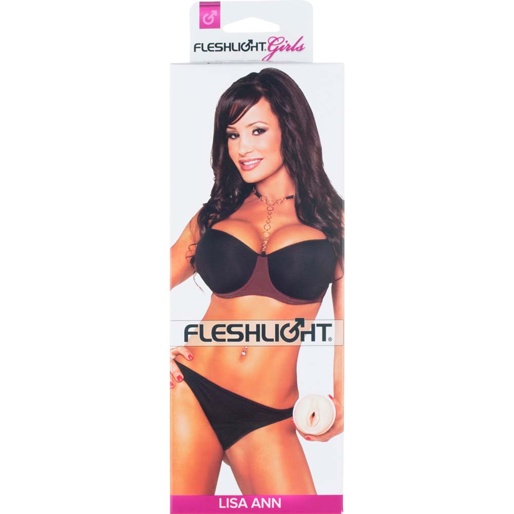 Fleshlight Girls Lisa Ann Forbidden Anus Masturbator for Men - View #1