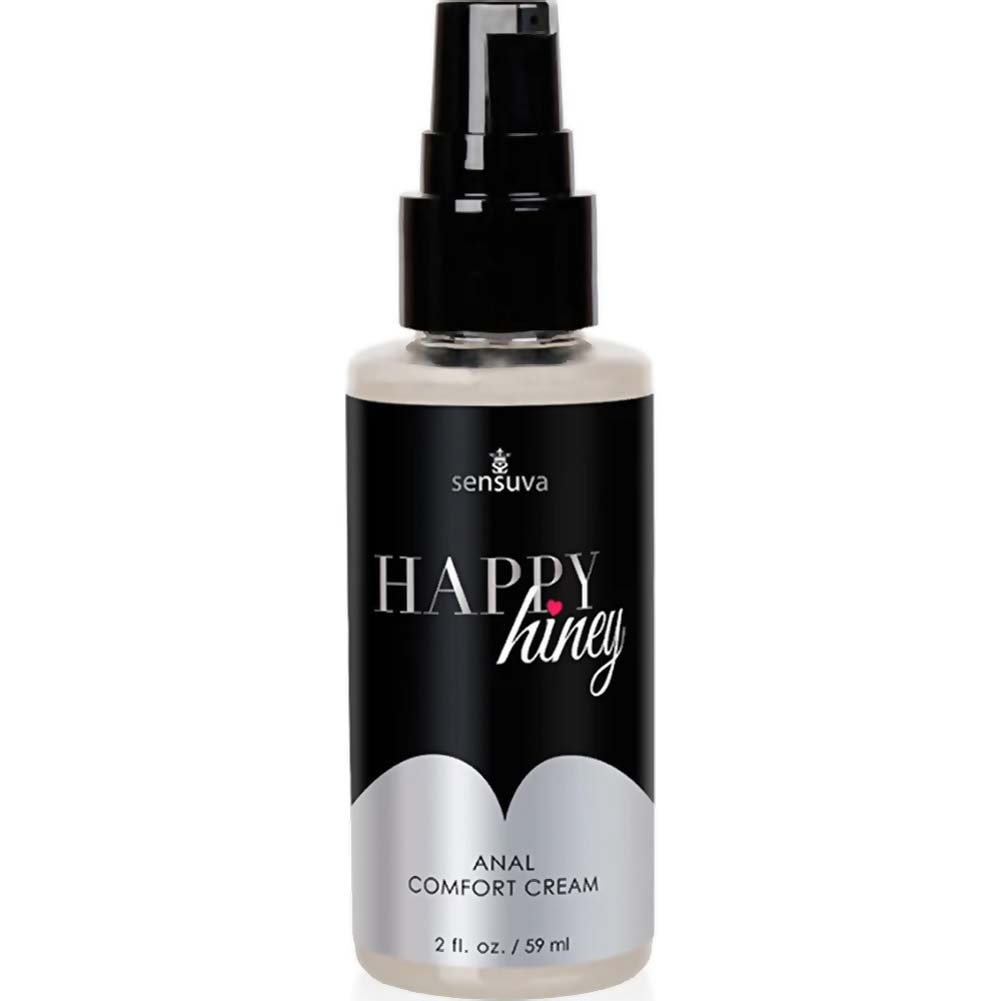 Sensuva Happy Hiney Anal Comfort Cream 2 Fl.Oz 59 mL - View #1