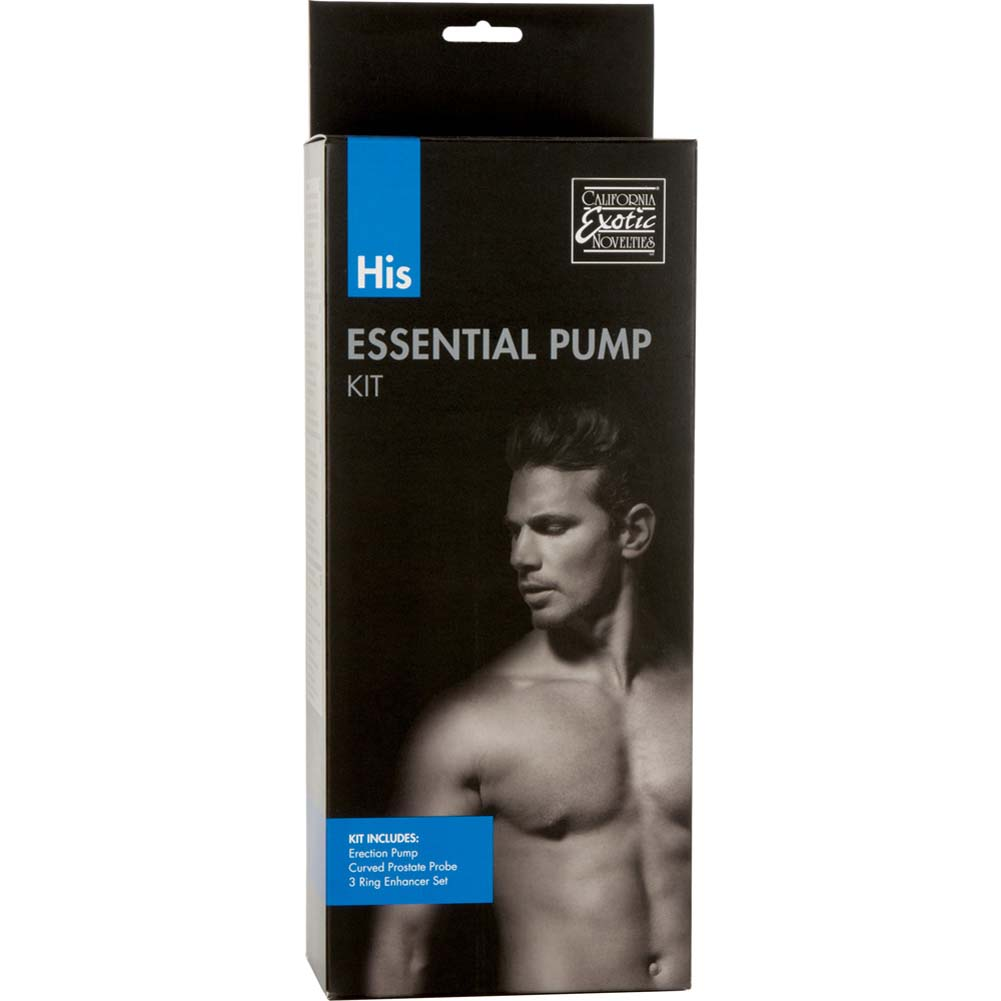 CalExotics His Essential Pump Kit for Men - View #1