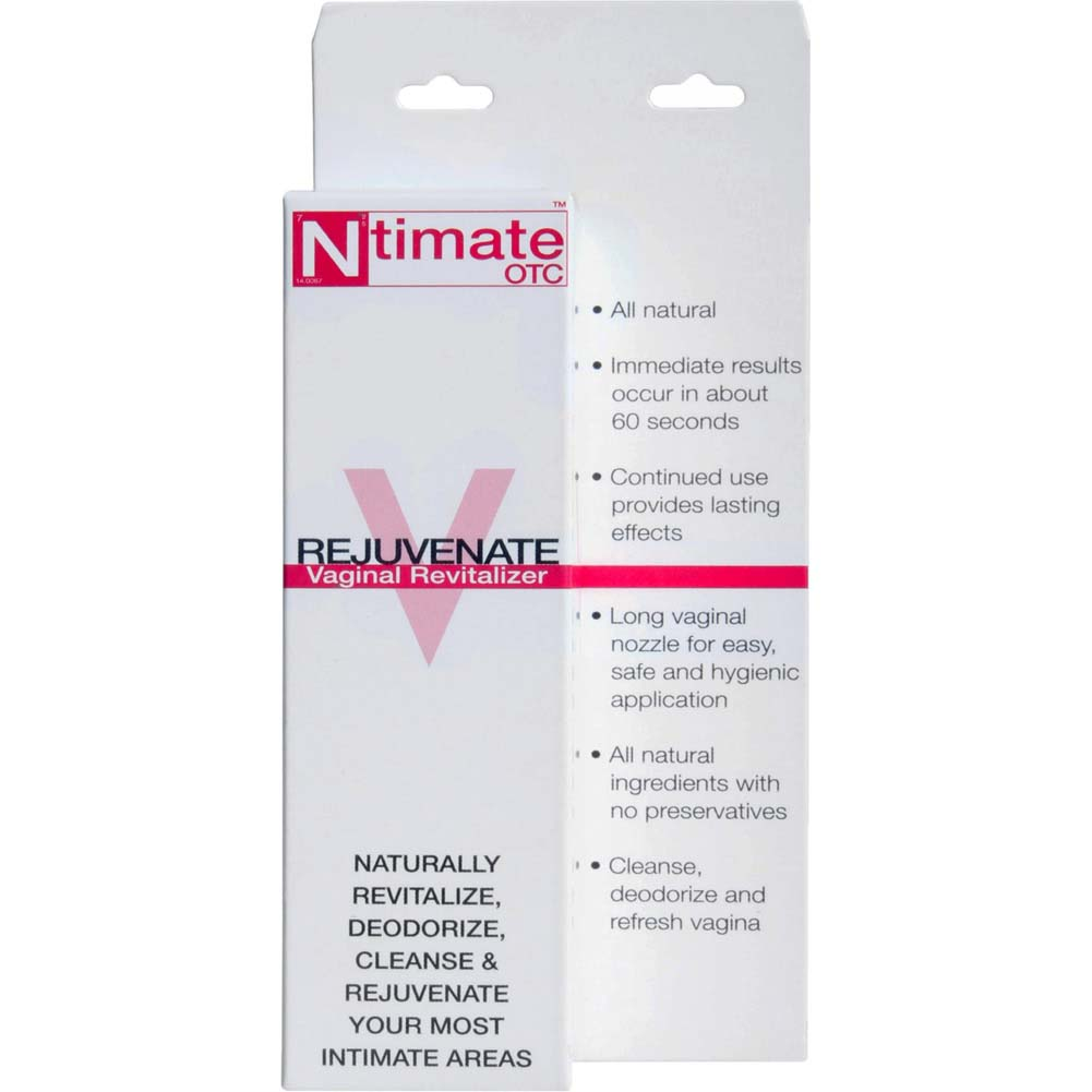 Ntimate OTC Rejuvenate Vaginal Revitalizer for Women 0.34 Fl.Oz 10 mL - View #1