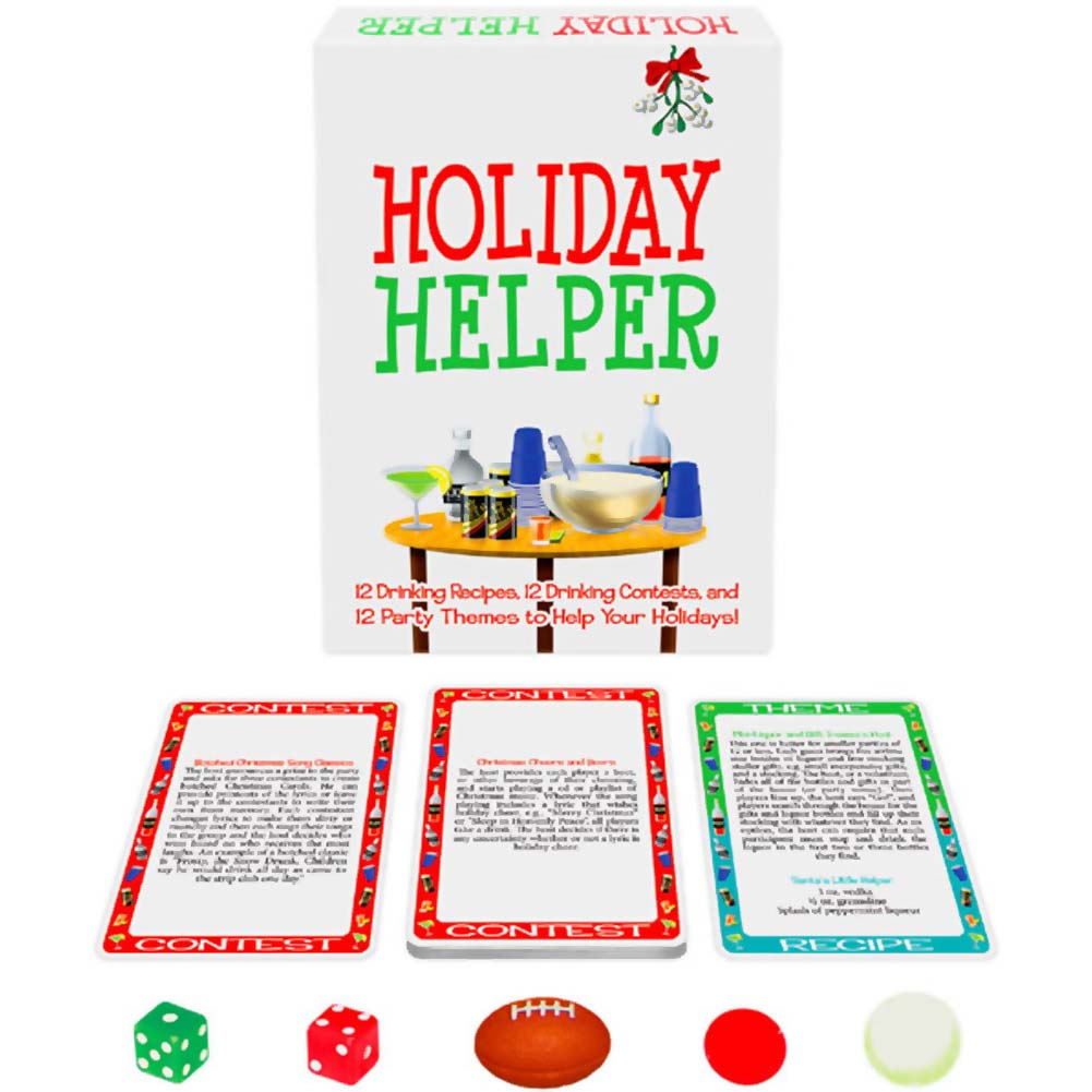 Holiday Helper Game Set - View #1