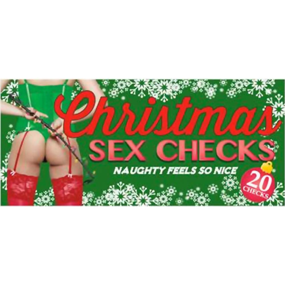 Christmas Sex Checks for Lovers - View #1