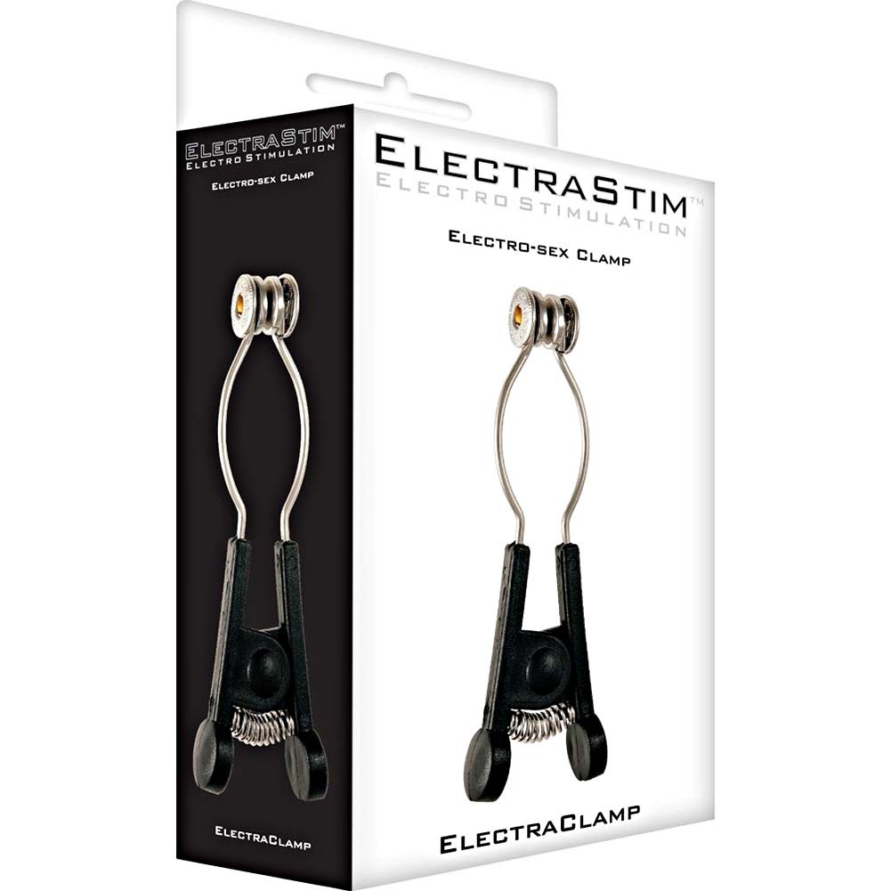 ElectraStim ElectraClamp Electro Bi-Polar General Purpose Clamp - View #1