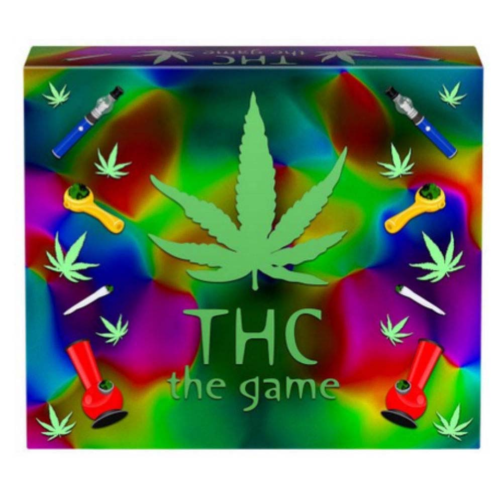 THC Board Game by Kheper Games - View #1