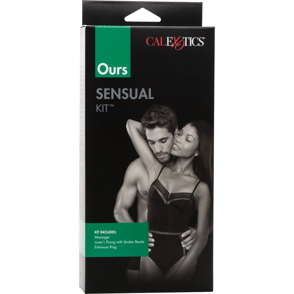California Exotics Ours Sensual Kit - View #1