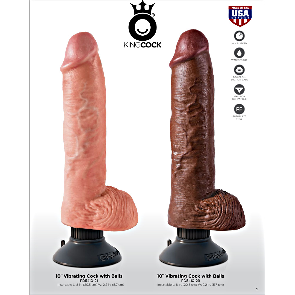 Pipedream KingCock Collection 2016 Catalog - View #3